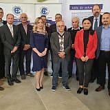 Konferenzteilnehmer aus Albanien und Deutschland