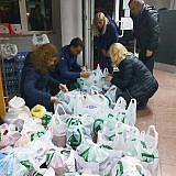 Auch Pogradecer Supermärkte beteiligen sich
