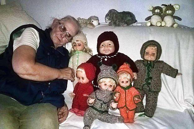 Teddys und Puppen für die Kinder in Albanien