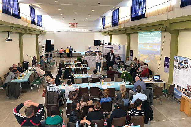 Die Diakonia-Konferenz fand diesmal in Pogradec statt, in den Räumen der Apostolischen Kirche