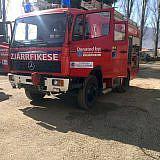 Dabei kam wieder einmal das Fahrzeug aus Wismar zum Einsatz