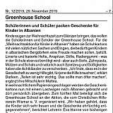 Gemeindekurier Graal-Müritz, Dezember 2019