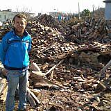 Erdbebenschäden in Albanien