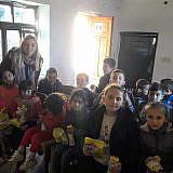 Kindertreffen in Velçan
