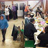 Abendessen in Bishnica