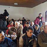 Gottesdienst in Velçan