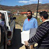 Corona-Aktion: Hilfspakte für arme Familien