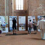 Anschließend konnte die Albanien-Ausstellung angeschaut werden