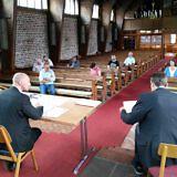 Am Nachmittag: Jahresmitgliederversammlung in der Neuen Kirche