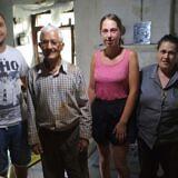 Zu Besuch bei armen Familien