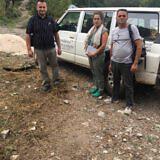 Goni, Valbona und Bashkim machen sich auf den Weg