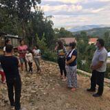Zu Besuch bei einer Roma-Familie