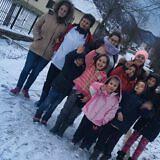 Wintergrüße aus Bishnica