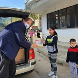 Tagesstätte für Roma-Kinder