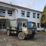 Möbel etc. für die Schule von Slabinjë
