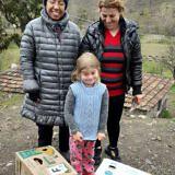 Familienpakete für arme Familien