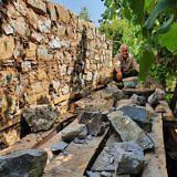 Hausbau in traditioneller Bauweise