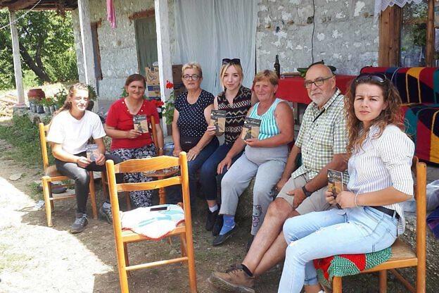 Familienbesuche in Holtas