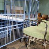 Hilfsgüter für das Krankenhaus