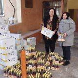 Zusammenarbeit mit dem städtischen Sozialdienst