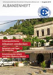 Albanienheft 2019