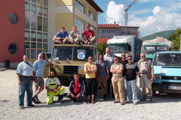 Summer outreach 2010