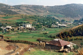 Mountain village Bishnica, 1996